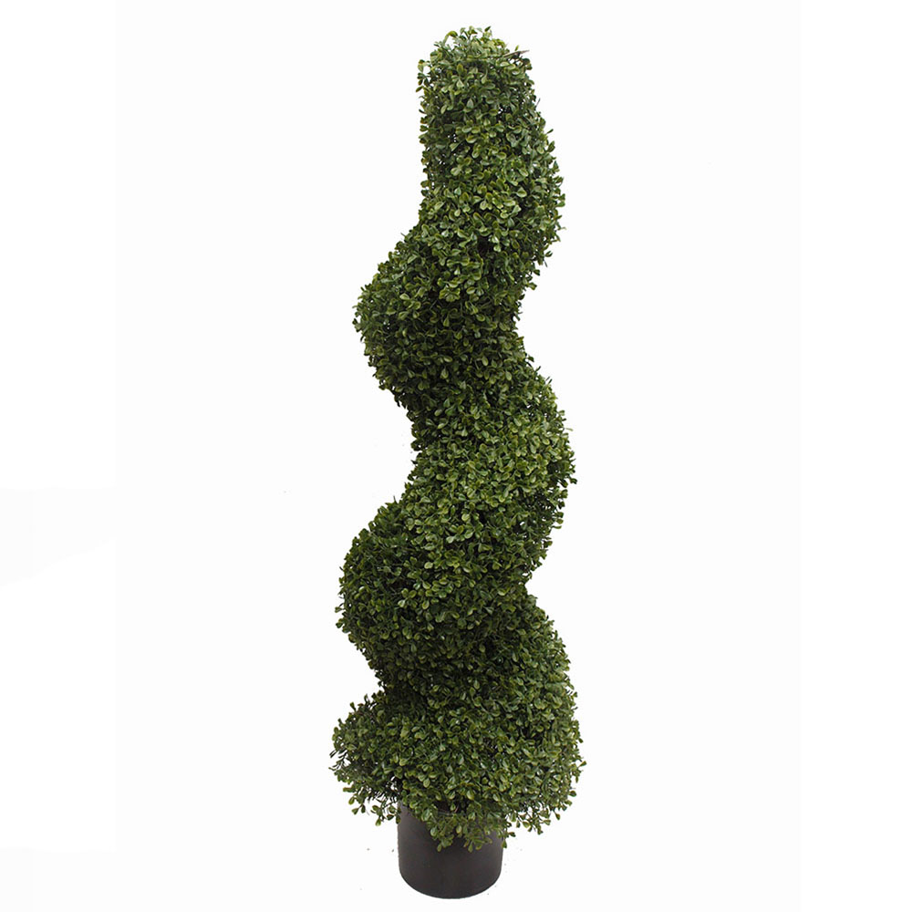 ARTIFICIAL HEDGES, SPIRALS AND TOPIARY