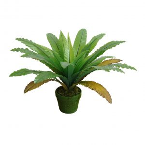 ARTIFICIAL BIRDSNEST FERN 55CM